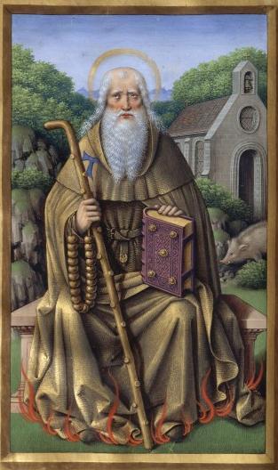 Saint Antoine du Désert