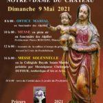674ème Pèlerinage à Notre-Dame du Château